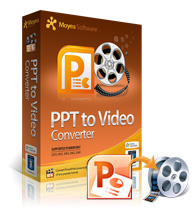 Moyea PPT to Video Converter boxshot