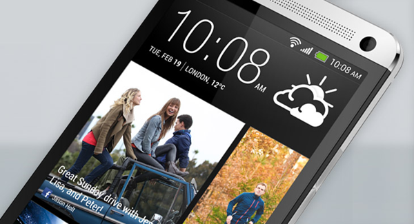 Convert PPT to HTC One: HTC Blink Feed