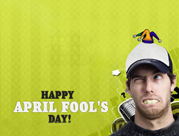 Free April Fools' Day PowerPoint Template 4