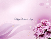 free Mother's Day PowerPoint template